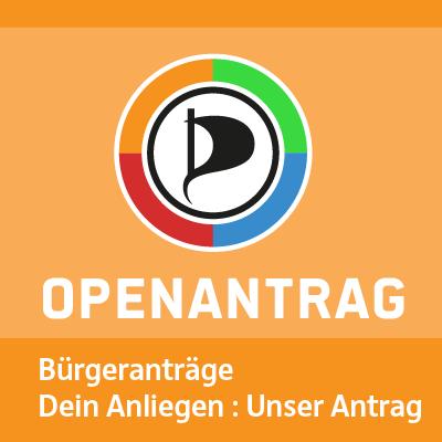 Logo Open Antrag